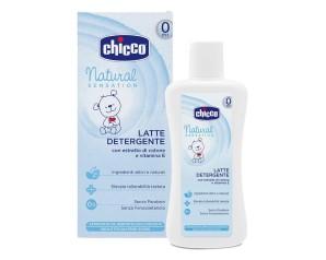 Chicco Latte Detergente Natural Sensation 500 Ml