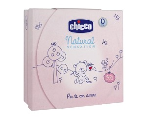 Chicco Cofanetto Regalo Natural Sensation Piccolo Girl