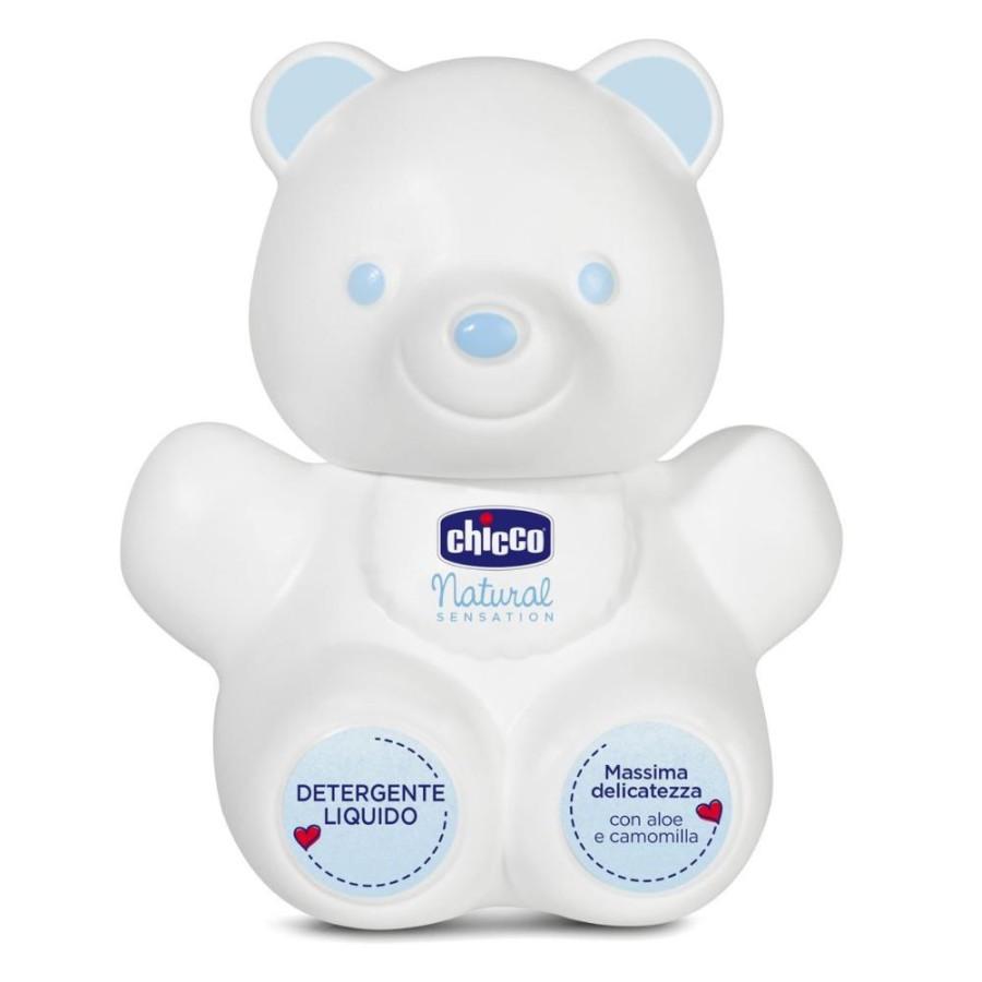 Chicco Detergente Liquido Orsetto Natural Sensation 300 Ml