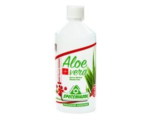 Specchiasol Succo Aloe Vera + Mirtillo Rosso 1000 Ml