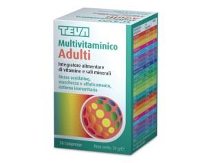 Teva Multivitaminico Adulti 30 Compresse