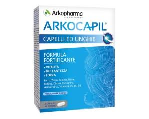 Arkofarm Arkocapil Pack 2 Confezioni Da 60 Capsule 52 G