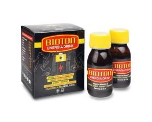 BIOTON Energia Drink 4x50ml