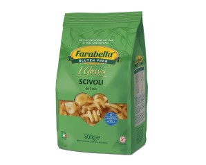FARABELLA Pasta Scivoli 500g