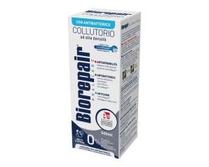 Biorepair Collutorio Antibatterico 3in1 Denti Sensibili Triplice Azione 500 ml