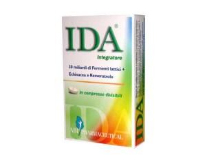 Abi Pharmaceutical Ida Integratore Fermenti Lattici 12 Compresse