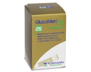Menarini Glucomen LX Sensor 25 Strisce