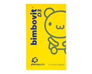 Pharmaguida Bimbovit D3 Gocce 15 Ml