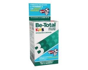 Betotal Plus  Bambini Kids Integratore con Vitamine B e Calcio 30 Compresse
