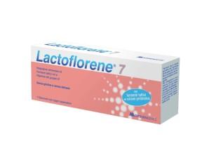 Lactoflorene Plus Integratore di Fermenti Lattici 7 Flaconcini 10 ml