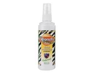 Sella Citronella Total Protection Family Spray  Anti-Zanzare  100 ml
