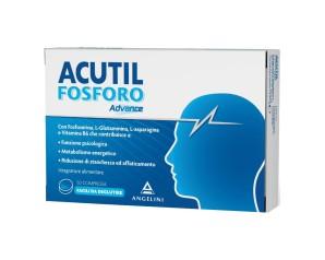 Acutil Fosforo  Advance Integratore Alimentare 50 Compresse