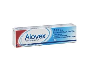 Alovex Protezione Orale Gel Lenitivo Lesioni Mucosa Orale 8 ml