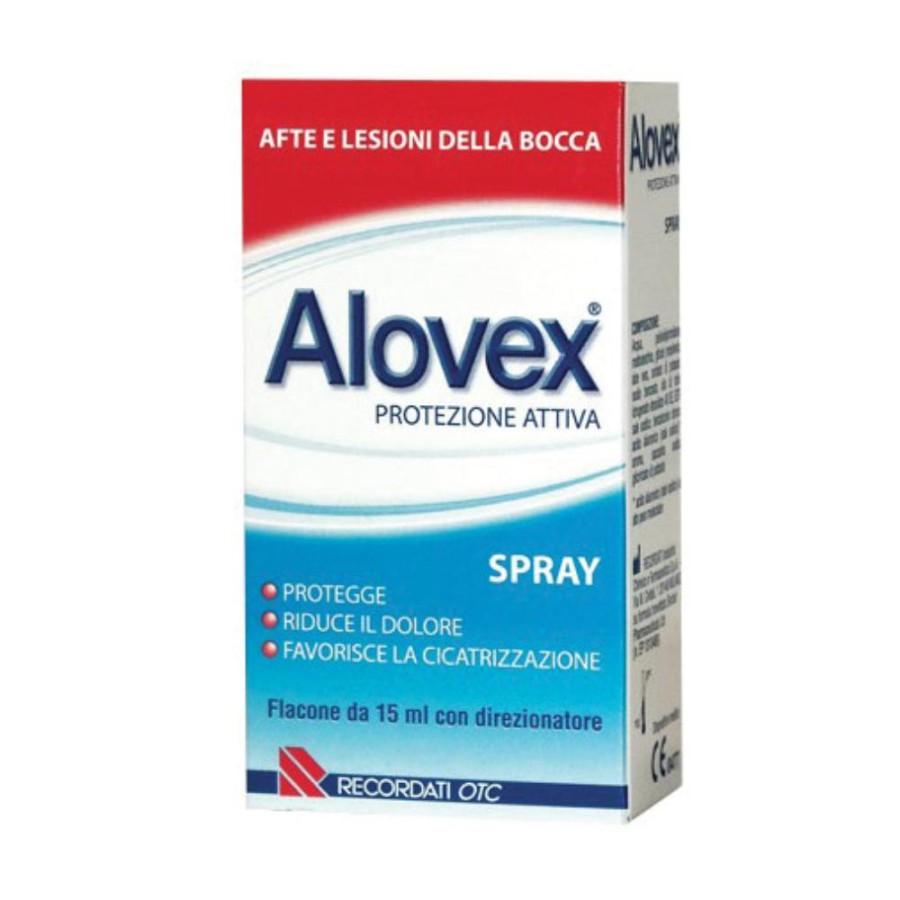 ALOVEX PROTEZ ATTIVA SPR 15ML