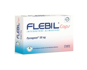 Pharmaday Flebil Caps Integratore Alimentare 20Capsule