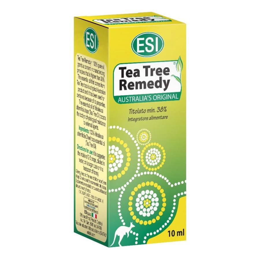 Esi  Benessere Vie Respiratorie Tea Tree Oil Decongestionante 10 ml