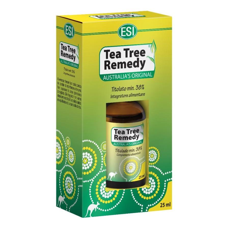 Esi Tea Tree Oil Olio Essenziale  25 ml