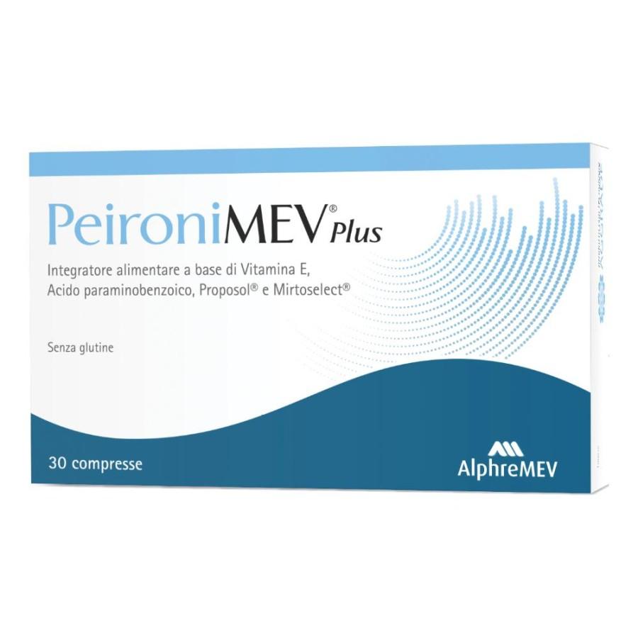 Farmaceutica Mev Peironimev Plus Integratore Alimentare 30 Compresse