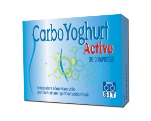 Sit Lab Carboyoghurt Active 30 Compresse