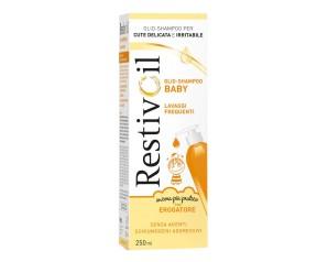 RestivOil Olio Shampoo Nutritivo Protettivo Pelli Sensibili 250 ml