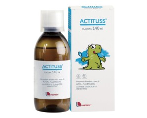 AR Fitofarma  Apparato Respiratorio Actituss Integratore Alimentare 140 ml
