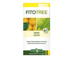 Erba Vita Group Fitotree 30 Capsule