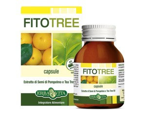 Erba Vita Group Fitotree 60 Capsule