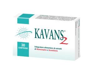 Natural Bradel Kavans 2 30 Compresse