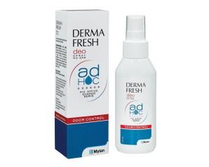 Dermafresh Odor Control Efficace a Lungo Crema 30 ML
