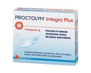 Recordati  Microcircolo Proctolyn Integra Plus Integratore 14 Buste