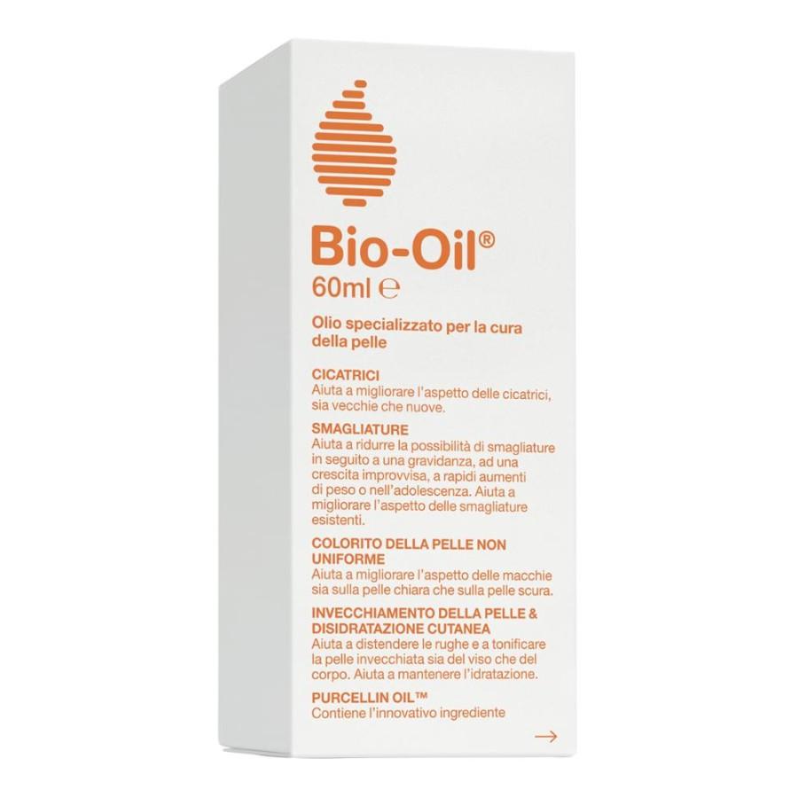 Bio-Oil Olio Dermatologico Idratante Anti-Età Uniformante Rigenerante 60 ml