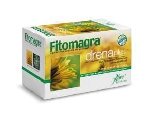 Aboca Fitomagra Drena Plus Tisana Integratore Alimentare 20 Filtri
