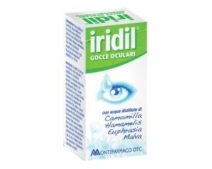 Montefarmaco  Iridil Gocce Oculari 10ml