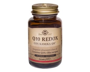 Solgar  Benessere Energia Q10 Redox Integratore Alimentare 50 Perle