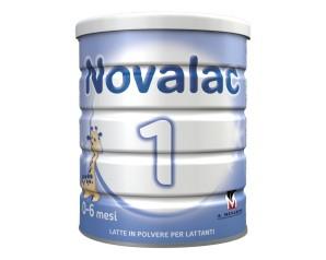 A. Menarini Nutrizione e Svezzamento Novalac 1 Latte per Neonati da 0-6 mesi 800 g