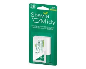 Esi Stevia Midy Dolcificante Naturale 100 Compresse