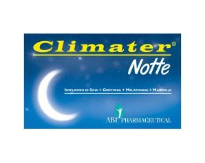 ABI Pharmaceutical  Sonno e Serenità Climater Notte 20 Compresse