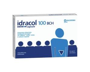 Valderma Idracol 100 BCH  Integrazione Alimentare 20 Capsule