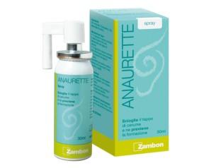 Zambon Anaurette Spray Per Rimozione Del Cerume 30 ml