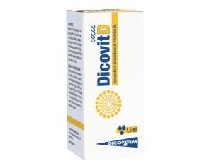 Dicovit D Gocce Integratore Alimentare D3 7,5 ml