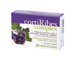 Farmaderbe Corti Ribes Complex 30 Capsule