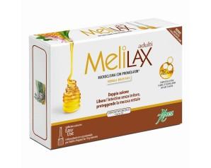 Aboca Melilax Adulti  Integratore Alimentare 6 Microclismi