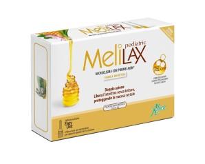 Aboca Melilax Pediatrico Integratore Alimentare 6 Microclismi