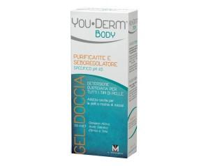 YouDerm  Dermatologica  Pelle Impura Detergente Corpo 250 ml