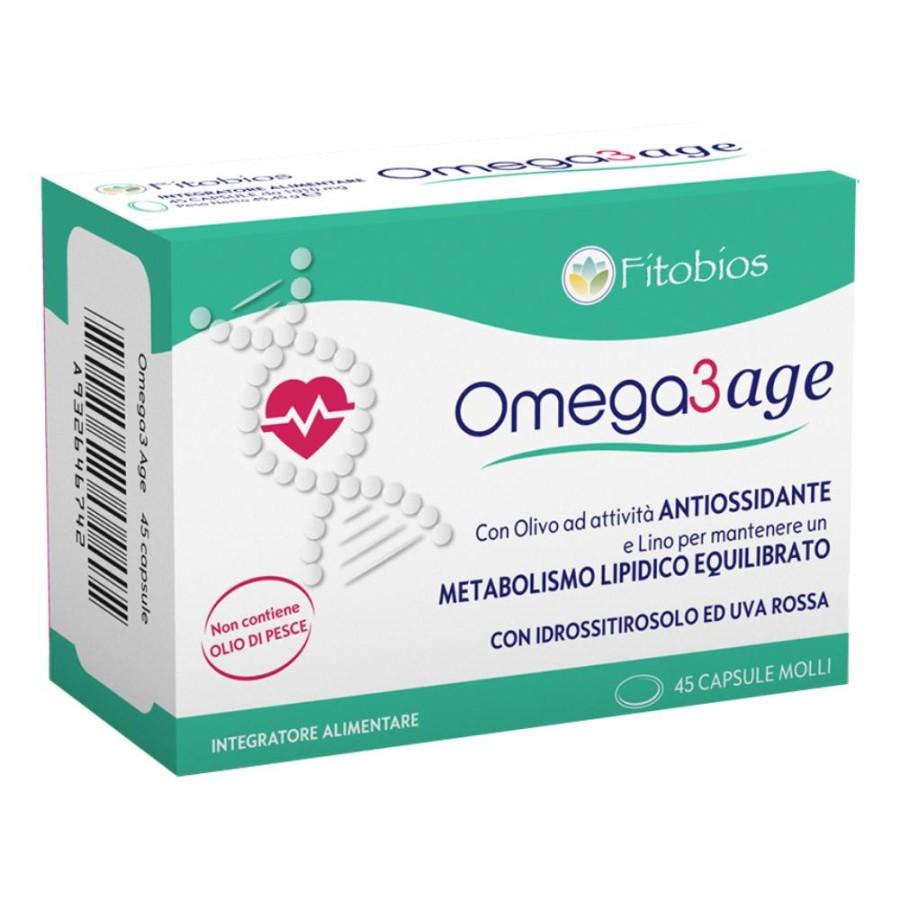 Fitobios Omega 3 Age 45 Capsule