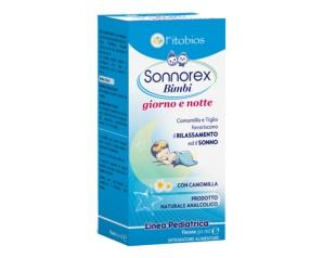 Fitobios Sonnorex Bimbi Gocce Integratore Alimentare 50 ml