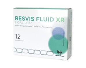 Alfasigma Resvis Fluid Xr Biofutura 12 Bustine