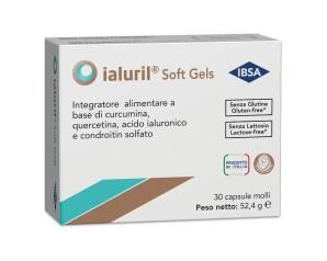 Ialuril Soft Gels 15 Capsule