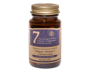 Solgar  Articolazioni Cartilagini Solgar7 Integratore Alimentare 30 Capsule