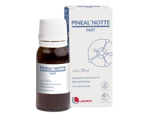 Laborest Italia  Sonno e Relax Pineal Notte Fast Integratore Gocce 10 ml
